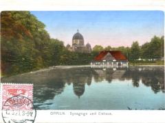 Oppeln Synagoge und Eishaus