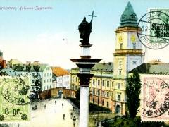 Warszawa Zygmunta