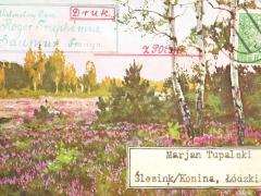 Künstlerkarte Landschaft