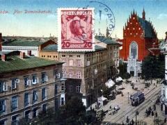 Krakow Plac Dominikanski