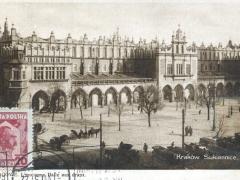 Krakow Sukiennice