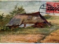 Kurna Chata z okolic Zywca