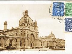 Lwow Dworzec kolejowy