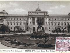 Lwow Uniwersytet Jana Kazimierza