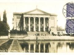 Poznan Teatr Wielki le grant Theatre