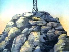 Tatry Krzyz na Gieeoncie