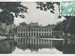 Warszawa Lazienky Krölewskie Palac