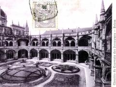 Belem Claustro da Convento dos Jeronymos