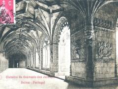Belem Claustro do Convento dos Jeronymos