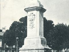 Braga Monumento a D Pedro V
