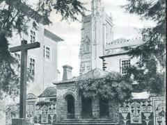 Bussaco Entrada do Convento