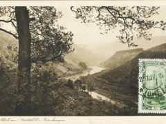 Blick in das Saartal bei Keuchingen