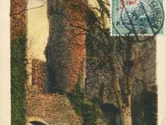 Burg Montclair bei Mettlach