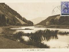 La Sarre a Mettlach