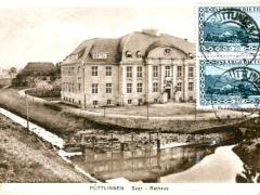 Püttlingen Saar Rathaus