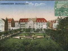 Saarbrücken Beethovenplatz