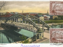 Saarbrücken Friedrich Brücke