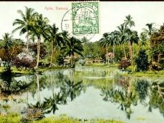 Apia Dorfansicht