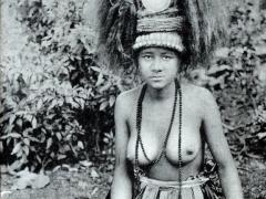 Taupou of Pago Pago