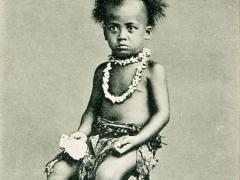einheimisches Kind
