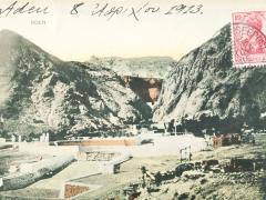 Seepost Ostafrika LinieS Aden