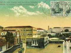Beirut Barracks Hospital and Capuchine Cathedral