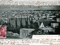 Beyrouth-Vue-generale-et-de-lEglise-Americane