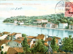 Constantinople Baie de Therapia