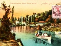 Constantinople Eaux douces d Asie