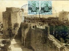 Constantinople Le Chateau des Sept Tours