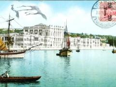 Constantinople Le Palais de Dolma-Baghtche