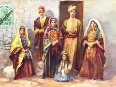 Bauernfamilie aus Ramallah