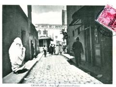 Casablanca Rue du Commandant Provost