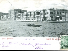 Constantinople Dolma Bachtche