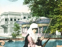 Constantinople Kiosk aux Eaux-Duees