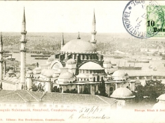 Constantinople Mosquee Suleymanie