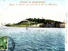 Constantinople Pointe du Serail