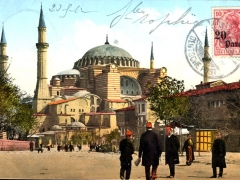 Constantinople Ste Sophie