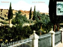 Gethsemane Jardin de Gethsemane