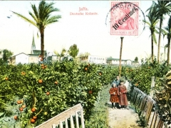 Jaffa deutsche Kolonie