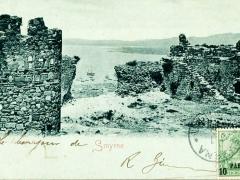 Smyrna Ruinen