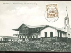 Atakpame - Schwesternstation auf dem Nonnenberg