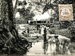 Brücke über den Eha bei Palime