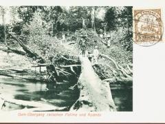 Dain-Übergang zwischen Palime und Kpandu
