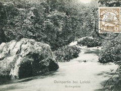 Dainpartie bei Lolobi Boemgebiet