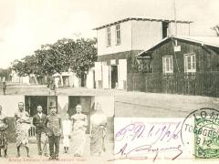 König Lawson von Kleinpopo Lome Hambrugerstrasse