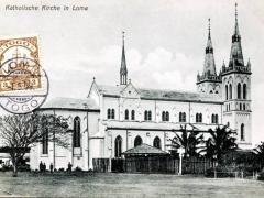 Katholische Kirche in Lome