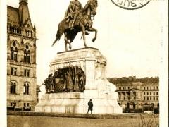 Budapest Andrassystatue