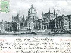 Budapest Az orzaghaz