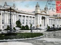 Budapest Börsen Palais